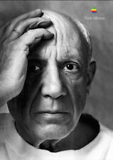 Apple Poster THINK DIFFERENT 1998 - Pablo Picasso - DIN A1 84,1 cm x 59,4 cm