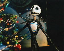 DANNY ELFMAN.. The Nightmare Before Christmas' Jack Skellington - SIGNED