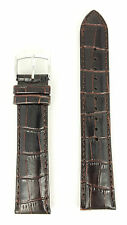 Watch Bracelet Seiko L07H H 20 mm SPC087 SRN033P1 SRN035 Brown 5M54 0AE0 7T04