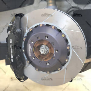 Girodisc Front 380mm 2 Piece Rotors For Porsche 718 or 981 GT4 2016 / 2020-2021