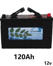 Bateria Solar Fotovoltaica SPO 120AH 12v alta calidad