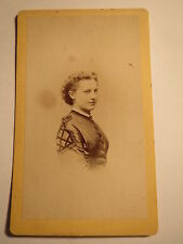 Herford - junge schöne Frau - Portrait / CDV