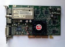 ATi All-in-Wonder Radeon 9000 64MB AGP VGA Card - Test OK!