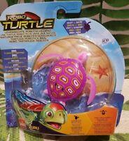 Goliath Zuru Robo Turtle pink rosa Roboter Schildkröte läuft + schwimmt OVP