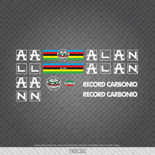 01602 Alan Record Carbonio Bicycle Stickers - Decals - Transfers