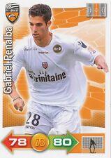 GABRIEL PENALBA # ARGENTINA FC.LORIENT CARD PANINI ADRENALYN 2012 - O