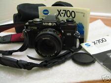 MINOLTA 35MM X-700 SLR CAMERA EXECELLENT