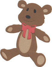 """Quickutz """"REV 0224-S Revolution Die """"Teddy Bear"""""""