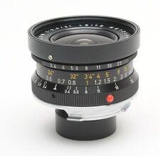 Leica Festbrennweite-Objektive