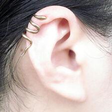 Snake Single No Piercing Earring