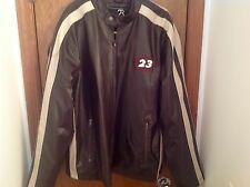 Men's Faux Leather Jacket XL