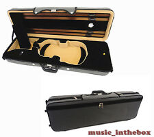 New 4/4 Enhanced Violin Case(VC700GBR) + Free 4/4 violin string set