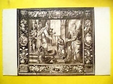 Postcard- Belgium, Bruges,The Tapestries of Wandtapijten/N. Lady of the Pottery