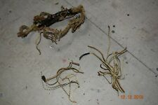 vintage 1940's western electric wiring harness tube amp guitar stereo #4