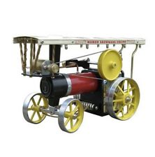 Brand New Mamod 1380 Live Steam Showman's Traction Engine Working Model