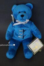 HOLY BEARS SPIRIT THE FCC HOLY BEAR BLUE BEANIE PLUSH CHRISTIAN CHEERLEADING