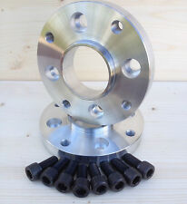 PCD wheel adapters 20mm Fiat Alfa 4x98 to let you fit Vauxhall 4x100 56.6 wheels