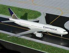 GEMINI JETS 1:400 BOEING 777-200ER CONTINENTAL, N37018 GJCOA376B NEW