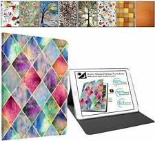 DuraSafe Smart Case iPad Mini 4 / 5 , 3 / 2 / 1 UltraSlim Folio Diamond Grid +