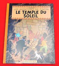 Hergé. Le Temple du Soleil. Fac similé EO couleurs de 1949. Tirage octobre 2001