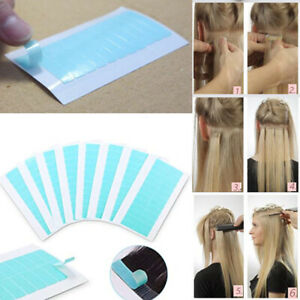 Double Sided Adhesive Super Tape For Tape in Human Hair Extensions Skin Weft 20P