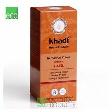 💚Khadi Herbal  Hair Colour Natural Hazel 100g