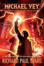 Hunt for Jade Dragon Book Michael Vey Series 4 by Richard Paul Evans Paperback