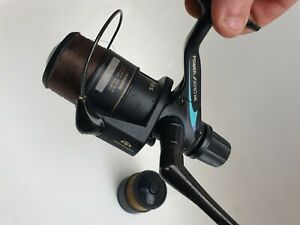 SHIMANO AERO HS POWER MATCH FISHING REEL - MADE IN JAPAN & SPARE SPOOL