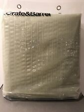 Crate & Barrel Bench/Chaise Storage Bag Cover 77x28x34""
