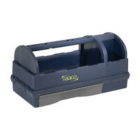 NEW RAACO OPEN TOOLBOX 137195 - 3 COMPARTMENTS & DRAWER - PLUMBERS