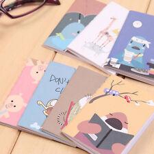 Retro Handmade Journal Memo Dream Notebook Paper Notepad Blank Pocket Diary JG