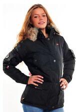 Cappotti e giacche da donna parke neri Geographical Norway