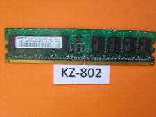 Samsung m378t6553bz0-kccds M378T6553BZ0 512mb DDR2 RAM pc2-3200 400mhz #kz-802