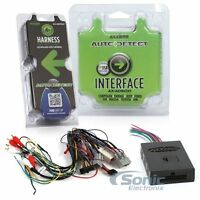 Axxess Axxess AX-ADBOX1 + AX-ADFD01 Wire Harness & SWC for Select 2007-Up Ford