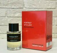 Frederic Malle Portrait Of A Lady Eau De Parfum 3.4 oz.|100 ml,New In Box,Sealed