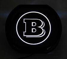 Great Brabus logo, overlay LED backlight - Smart Mercedes ForTwo 451 '2012-2014