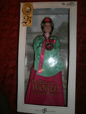BARBIE PINK LABEL PRINCESS OF THE KOREAN COURT DOLLS OF THE WORLD 25 ANNIVERSARY