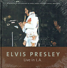 Elvis Presley - Live In L.A - FTD Book with CD - NEW & SEALED