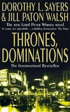 Thrones, Dominations by Paton Walsh, Jill Paperback Book The Cheap Fast Free
