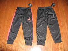 AIR JORDAN BOYS ATHLETIC JOGGER PANTS  SIZE 2T/3T/4T/4/5/6 NWT