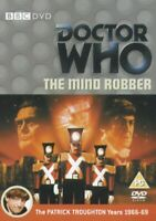 Neuf Doctor Who - The Mind Voleur DVD