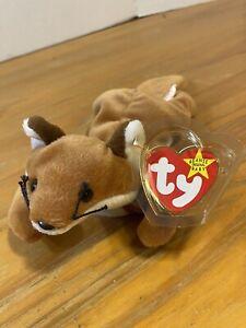 Original Beanie Baby Sly Fox Plush Kids Toy Stuffed Animal