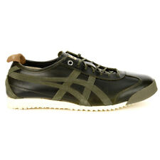 ASICS Onitsuka Tiger Mexico 66  SD Dark Olive Sneakers 1183A391.021 NEW