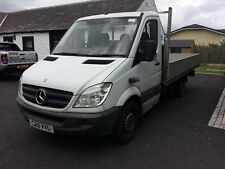 2010/10 mercedes sprinter lwb 313 Automatic, dropside, No Vat!!