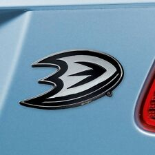 Anaheim Ducks 3-D Chrome Metal Auto Emblem