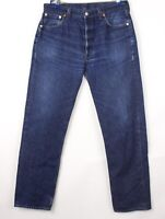 Levi's Strauss & Co Hommes 501 Jeans Jambe Droite Taille W36 L34 BDZ73