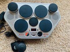 Yamaha DD-55 Digital Percussion 7-Pad 2-Pedal MIDI Electronic Drum Kit