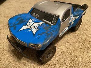 ECX Torment 2WD 1/10 Short Course Truck