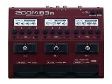 Zoom B3n Pedaliera Processore Multieffetto per basso