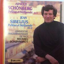 Schonberg; Sibelius: Pelleas et Melisande Michael Schonwandt